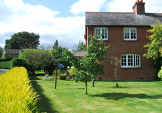 holiday cottage for two new forest