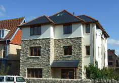 Cranborne Holiday Apartment In Swanage External View