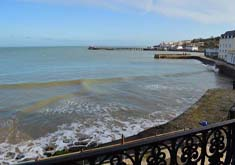 Balcony Apartment Seaside Apartment in Swanage thumbnail
