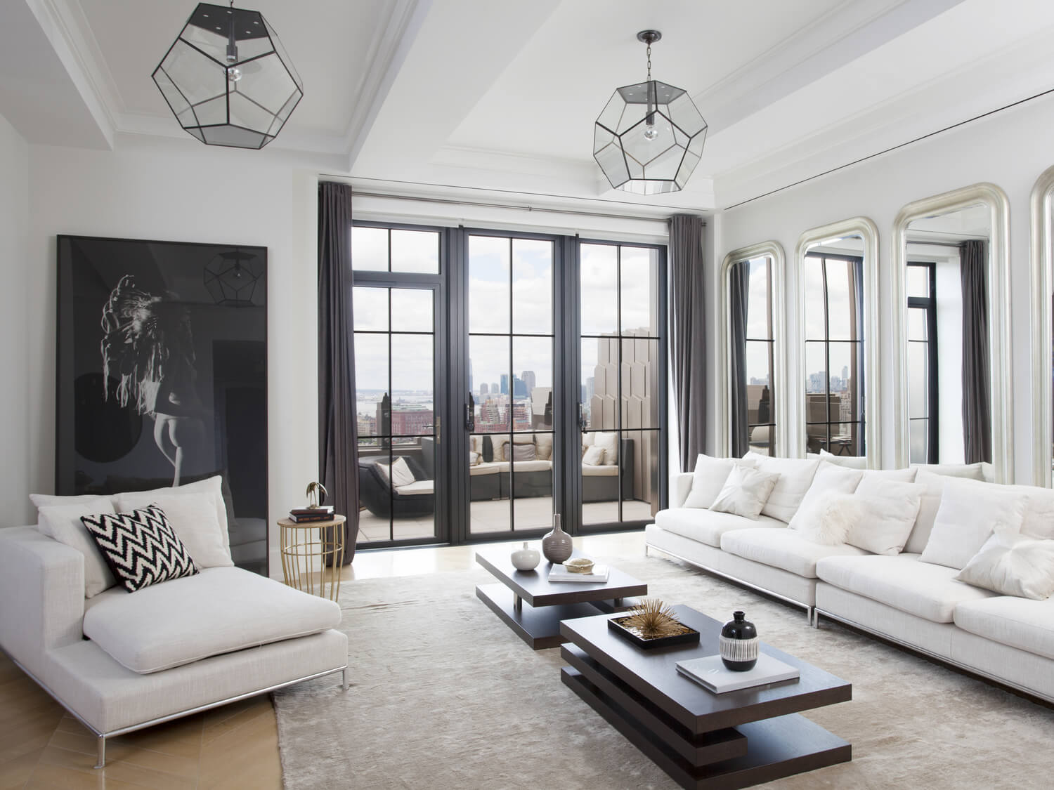 Walker Tower Penthouse DHD Architecture Amp Interior Design
