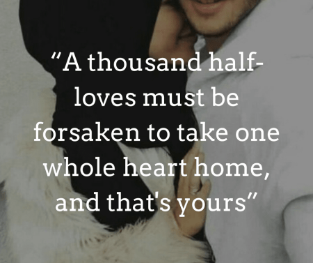 islamic love quotes for husband
