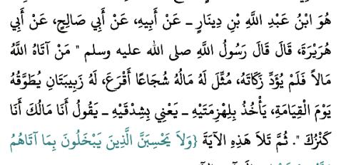 Sahih al-Bukhari 4565