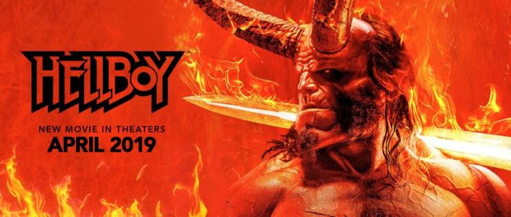 Risultati immagini per hellboy 2019 banner