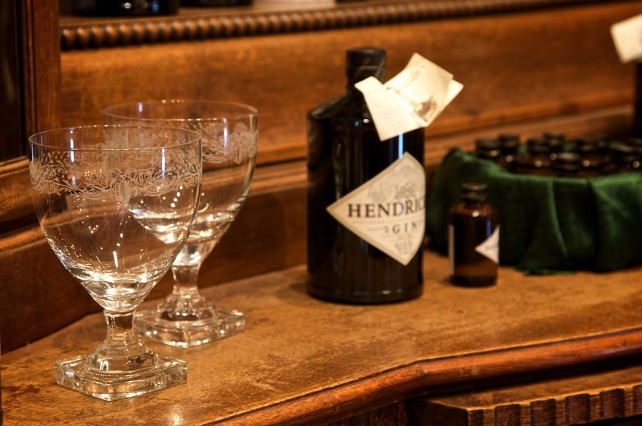 Im Shop der Whisky Distillery von Glenfiddich