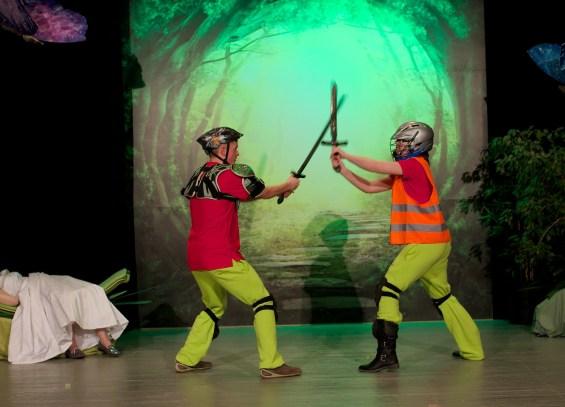 GaW Theater AG: Im Wunderland. Alice und ich.