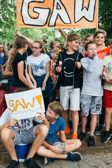 Ruderregatta Gymnasium am Wall vs. Domgymnasium 2018