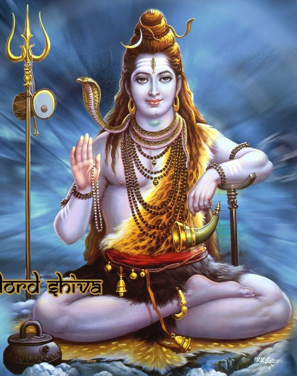 Powerful Lord Shiva's Mantra To Remove Negative Energies And For Protection During Eclipses