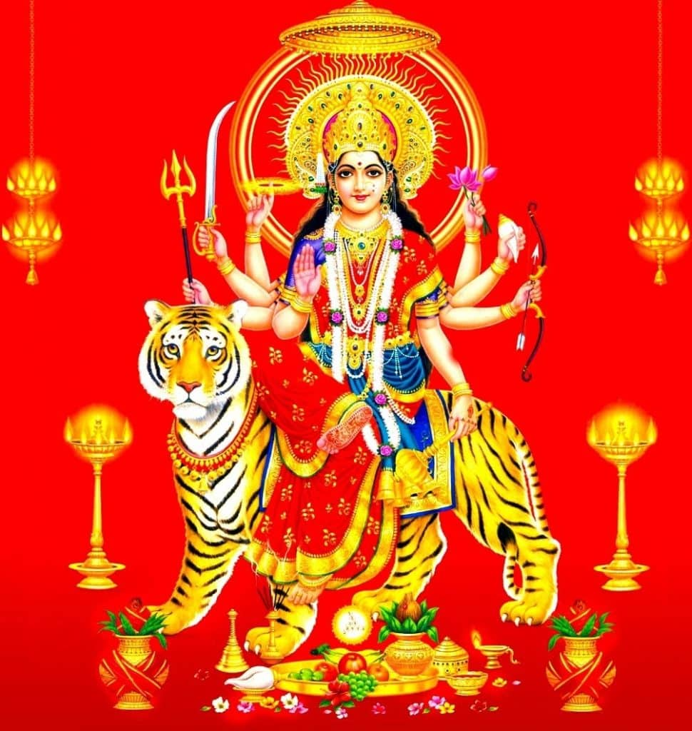 Durga Moola Mantra - Dhevee org