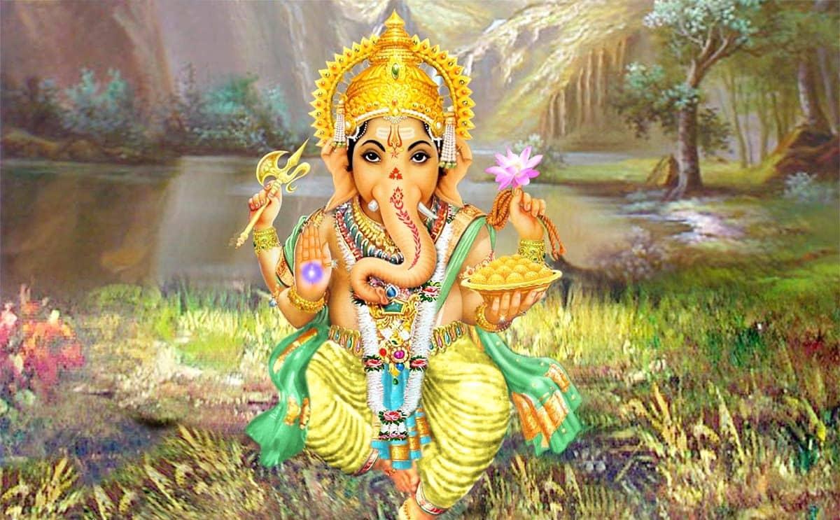 Ganesha Moola Mantra