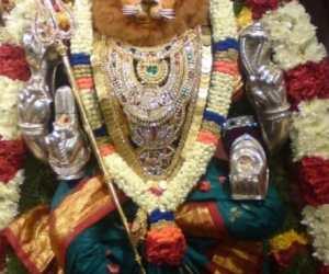 Pratyangira Devi Gayatri Mantra