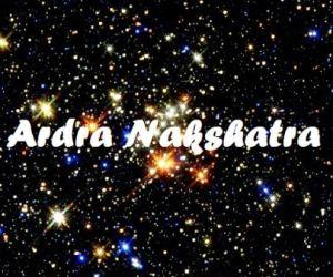 Year 2017 For Ardra Nakshatra