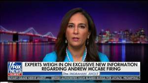 Harmeet Dhillon Live on FOX News, Andrew Mccabe Firing - Dhillon Law Group