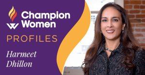 Harmeet Dhillon Champion Women