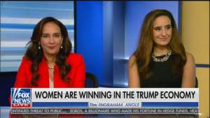 Dhillon on Women Supporting Trump