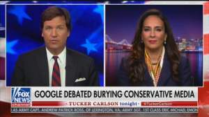 Dhillon on Google Burying Conservative Media