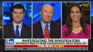 Origin of Mueller Investigation