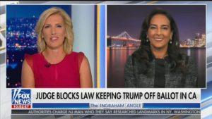 Judge Blocking Law Keeping Trump off Ballot in CA and California Birth Tourism Scheme