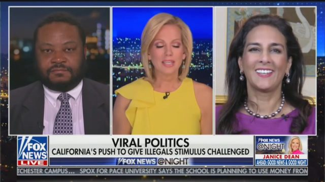 Dhillon on CA Sued Over $75 Million Relief Plan for Illegal Immigrants