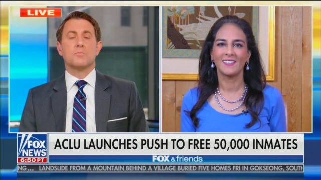 Dhillon on ACLU Freeing 50,000 Inmates