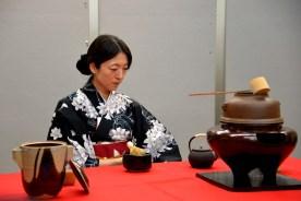 Tea Ceremony at Tokyo University