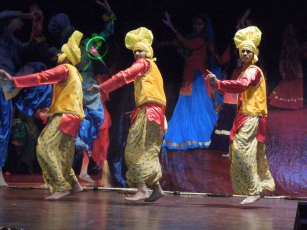 Giddha and Bhangra Competition, PPS, Nabha