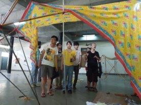 Jun Sato pavilion workshop21