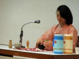 Tea demonstration 3