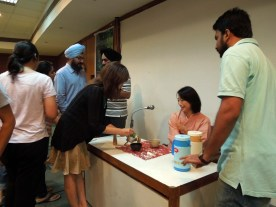 Tea demonstration 6