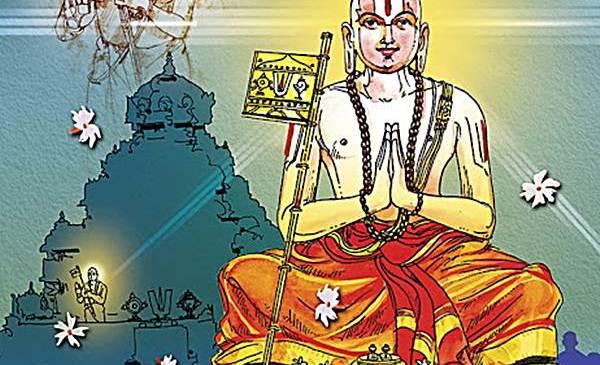 குரு பரம்பரை வைபவம் – ஸ்ரீ ராமானுஜர்