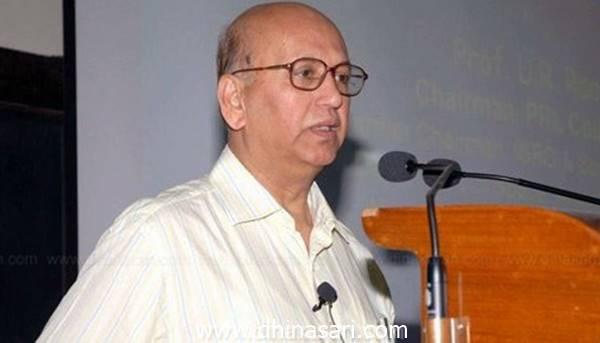 இஸ்ரோ முன்னாள் தலைவர் யு.ஆர்.ராவ் காலமானார்