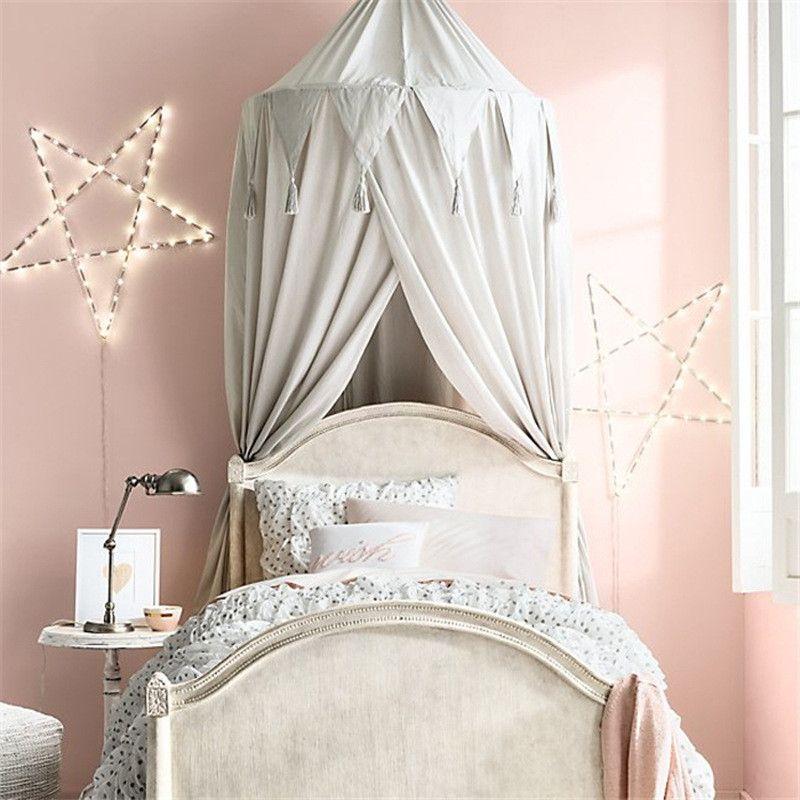 acheter play house bed tentes enfants net tente lit enfant lit bebe hung dome princesse bebe princesse lit netting enfants chambre cadeaux decoration