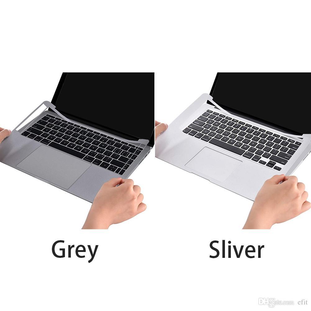 grosshandel pad anti kratz haut trackpad aufkleber handballenauflage laptop handgelenkschutz dunne isolierte displayschutzfolie fur macbook air pro von