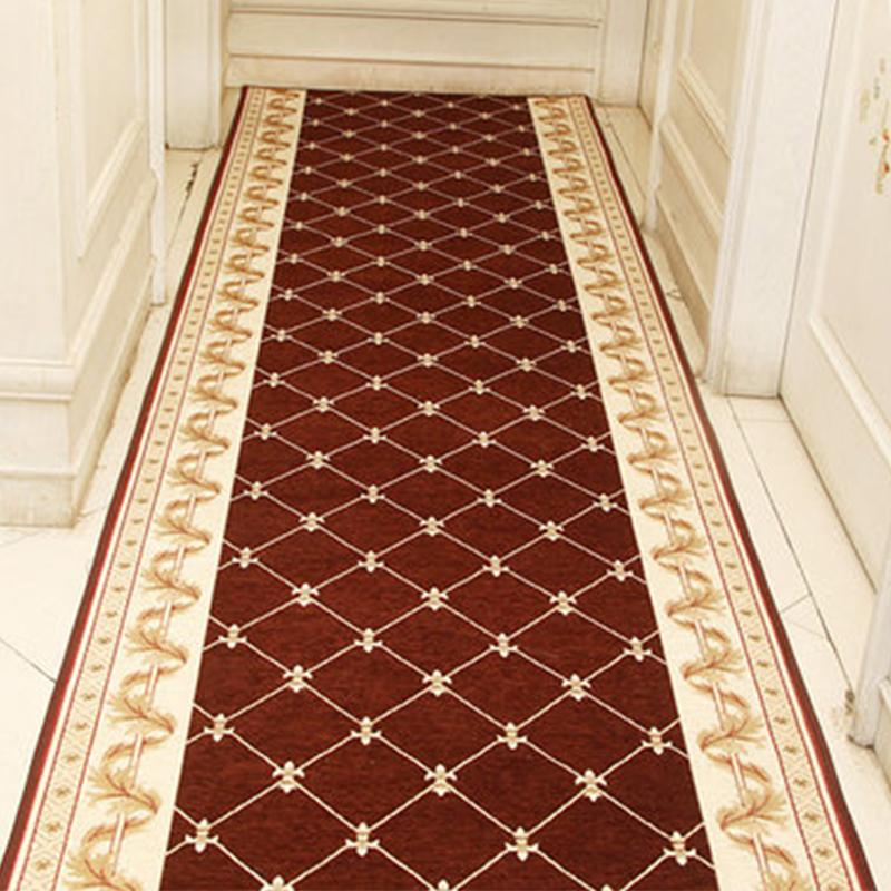 acheter tapis rouge nordique zone hall dentree tapis chambre salon tapis escalier tapis home hotel decor tapis custom made de 24 41 du copy02