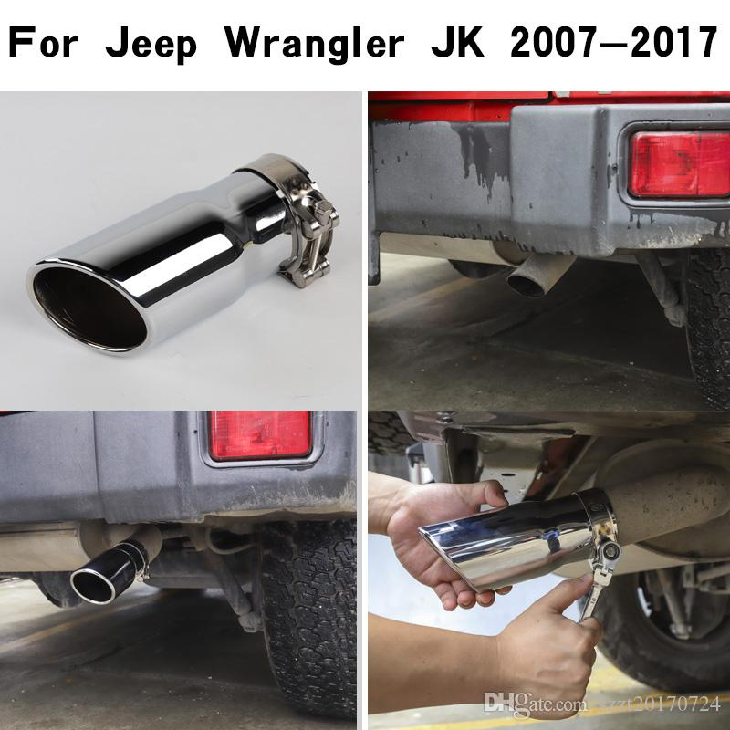 stainless steel car tail pipe exhaust