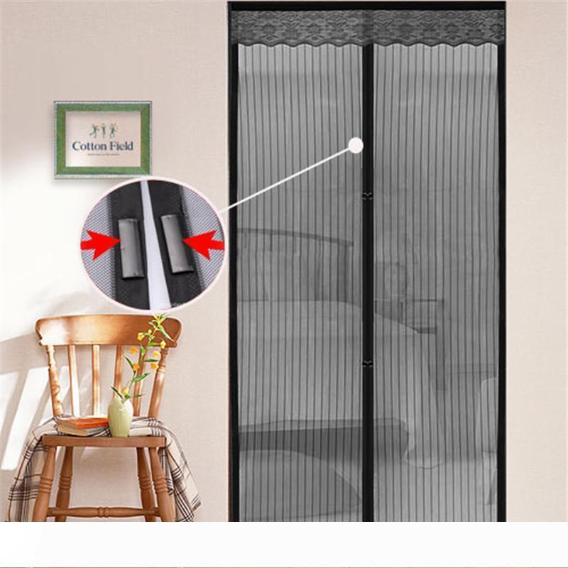 summer mosquito net curtain screen