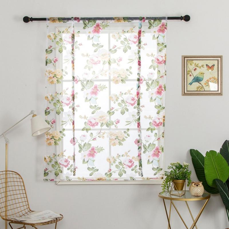 acheter roman court rideau chambre salon decoration tatami baie vitree fenetre transparente a la lumiere rideaux accueil decorations de 11 9 du