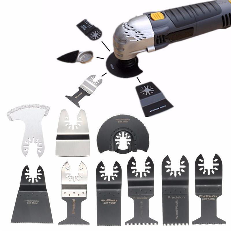 2021 mix oscillating tool saw blades