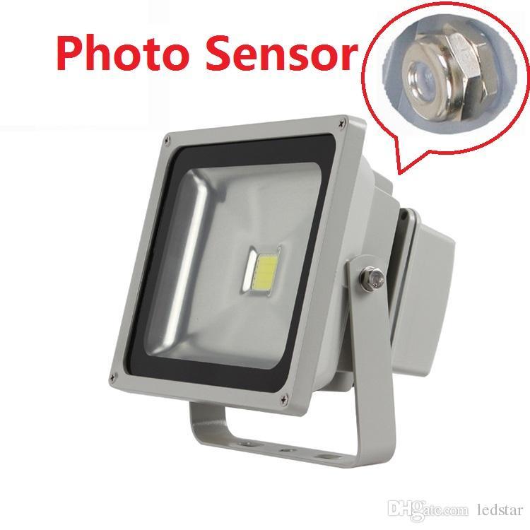 50w 70w 100w photocell led floodlights