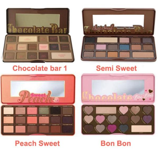 sweet peach palette # 18