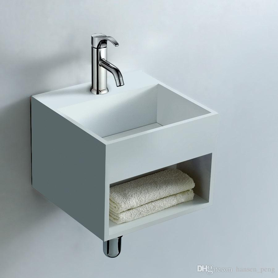 2021 rectangular bathroom solid surface