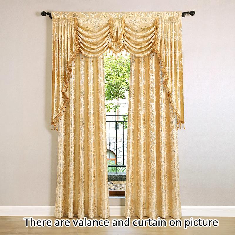 acheter nouveau design european golden royal rideaux de luxe pour chambre a coucher rideaux de fenetre pour salon rideaux elegants rideaux europeens
