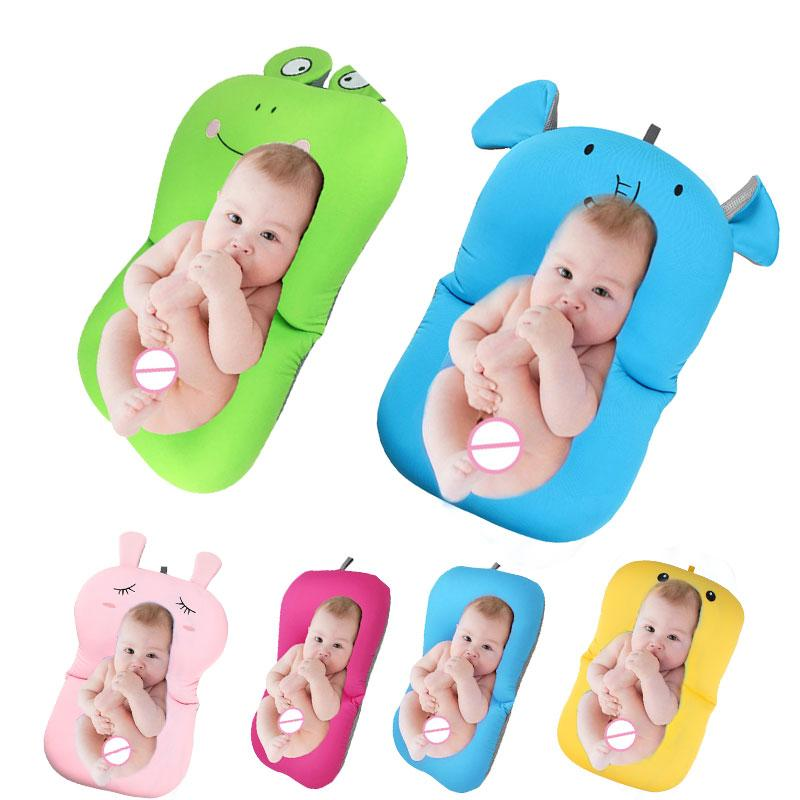 acheter 2018 baignoire bebe nouveau ne bebe pliable bebe baignoire baignoire pad etagere chaise de bain nouveau ne siege pour bebe support pour bebe