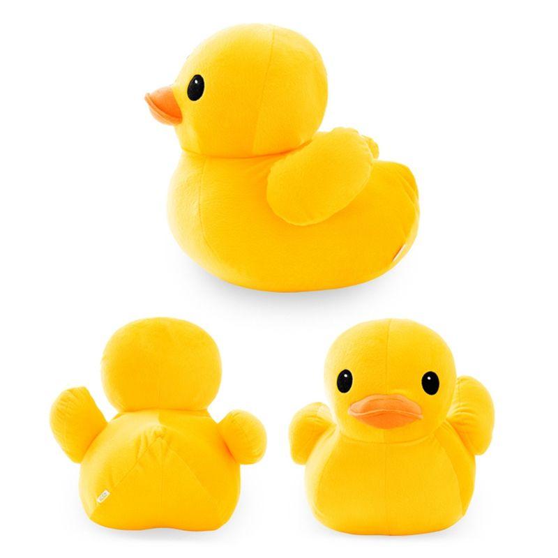 acheter 20cm 7 9 grand peluche jaune canard en peluche jouet en peluche mignon gros canard jaune jouets en peluche pour cadeau danniversaire la096 de