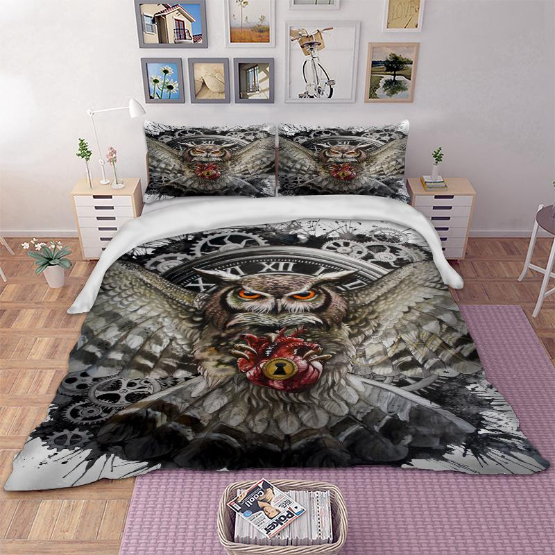 bedding set animal duvet cover quilt
