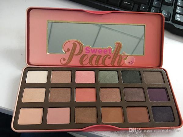 sweet peach palette # 69