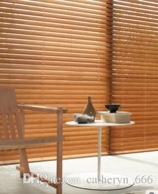 acheter usine directe personnalise en bois 2 rideau aveugle pour home office villa salon real basswood stores intimite pour patio extra large rideaux