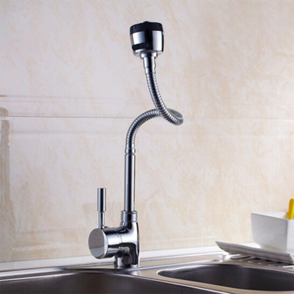 flexible faucet sprayer extender