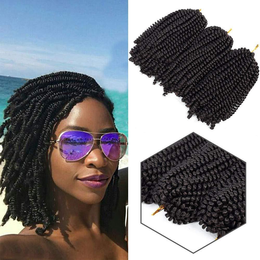 2020 New Style 8 Inch Spring Twist Crochet Hair Kinky Synthetic Braiding Hair 1pack Crochet Braids Hair Extensions Synthetic Spring Twist Braids From Zffbeautifulhair 5 07 Dhgate Com