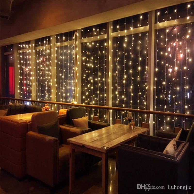 10 1 5m 480 leds twinkle lights window