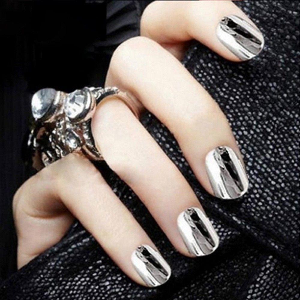 Nails Pigment Gel Polish Diy Paznokcie Ongles Materiel Holographic